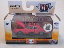 2017 M2 Machines Detroit-Muscle Chrysler Nationals 1970 Dodge Super Bee 1/750