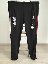 FC Bayern München Trainingshose 2020/21 mit Sponsoren, Matchworn, Teamwear
