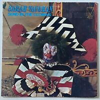 JAZZ Sarah Vaughan – Send In The Clowns LP vinyl record jazz vocal 1974