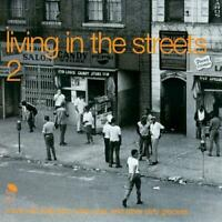 LIVING IN THE STREETS VOLUME 2 Various NEW & SEALED FUNK SOUL JAZZ 2X LP VINYL