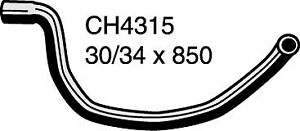 Mackay Radiator Hose (Bottom) CH4315 fits Volvo V70 2.4 (LV) 103kw, 2.4 (LV) ...