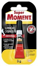 SUPER MOMENT Universal Super Glue Waterproof Strong Instant Adhesive