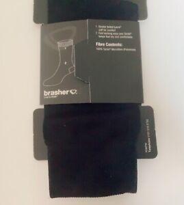 Brasher BTS walking socks boot liner socks sizes 5/7,8/10,10/13