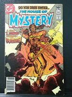 House Of Mystery #293 DC Comics  June 1981 FN Kaluta cover