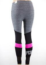 Victorias Secret PINK Ultimate Gray High-Waist Legging Mesh XSmall XX321