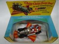 CORGI toys Interior Toy CHITTY CHITTY BANG BANG minicar with box No.266