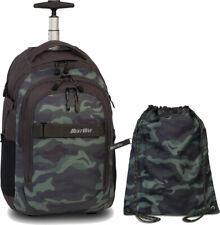 Bestway Rucksack 40177-2613 Schulrucksack Backpack Evolution Air Olivgrün 22L