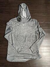 Nike Dri-Fit Performance Elite Football Pullover Hoodie AO5918-010 grey $145
