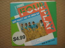 "GARY PUCKETT AND THE UNION GAP Four Play AUSSIE 4 TRACK 7"" EP 1988 - 651076 7"