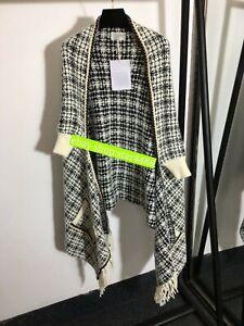 2021 new hotsale fashion runway women temperament fashion Cloak coat SML