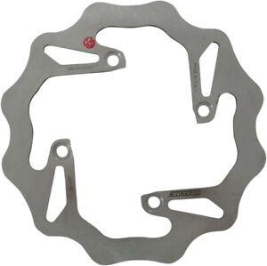 Contour Solid Rear Brake Rotor Braking WF4501