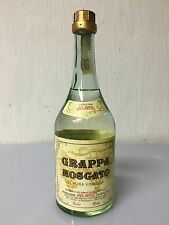 Grappa Moscato Di Pura Vinaccia Dist. Ilas 70cl 40% Vintage