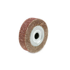4 Inch 80# Abrasive Flap Sanding Wheels For Metal Grinding Polishing wheel