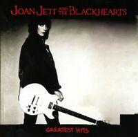 JOAN & THE BLACKHEARTS JETT - GREATEST HITS   CD NEW