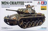 Tamiya 37020 US Light Tank M24 Chaffee 1/35 scale kit