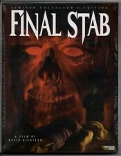 Final Stab (2001) Blu-ray - With Slip Cover! Brand New! Ships First Class/track