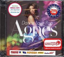 AGNES dance love pop (PL edition CD)