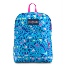 Jansport Superbreak Mens & Womens Backpacks Rucksack - Blue