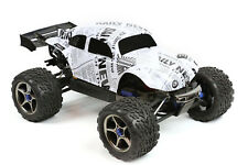 Custom Buggy Body Fake News for Traxxas E-Revo 1/10 Truck Car Shell Cover 1:10
