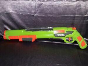 Air Warrior MONORAIL BLASTER Pump Action Shot Gun Dart Blaster!