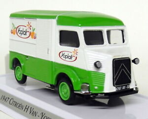Matchbox Yesteryear -  YTF3 Citroen Type H Van Yoplait Diecast model Van