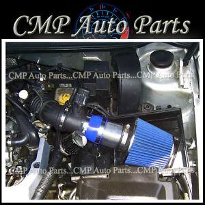 1999-2005 VW BEETLE GOLF JETTA 1.8L 1.9L 2.0L 2.8L SOHC/DOHC AIR INTAKE KIT BLUE