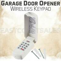 Domino GD-KP Replacement Outdoor Keypad Head with Lid Only for GD-1 Keypad Set