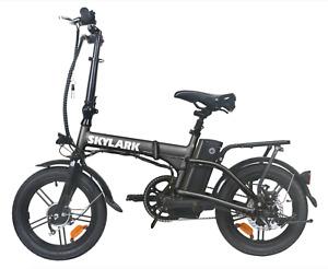 NAKTO Folding Electric Bicycle 16'' Skylark