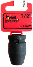 Teng Outils 920510-c avec 1.3cm MOTEUR 101780039 Douille impact 6pnt Hex 10mm