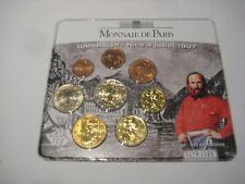 Frankrijk  BU set 2007 Monnaie de Paris (giuseppe Garibaldi)  (137)
