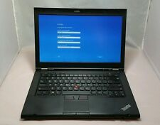 Lenovo ThinkPad T430 #Intel Core i5-3320M@2.60GHz # 8GB RAM # 256 GB SSD Drive