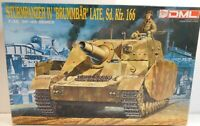Dragon Model Kit 1/35 Sturmpanzer IV BRUMMBAR Sd.Kfz.166 German WW2 Armor 6026