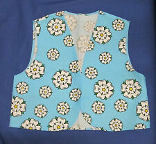Kids Yorkshire Rose Waistcoat  Boys Girls S M L Counties Cricket