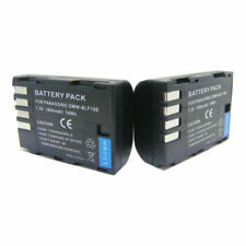 2X DMW-BLF19E DMW-BLF19PP Battery For Panasonic DMC-GH3 DMC-GH4 DMC-GH5 new