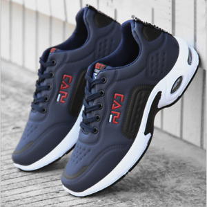 New Men's shoes Casual sports shoes AIR Breathable Athletic Shoes Running shoes