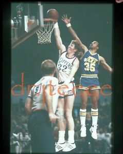 Bill Walton LOS ANGELES CLIPPERS - 4x5 Basketball Negative