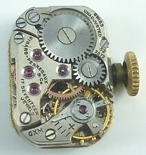 Vintage Girard - Perregaux  Mechanical  Wristwatch Movement - Parts / Repair