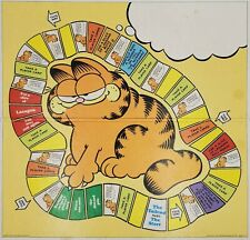 1978/1981 Vintage Garfield Board Game Replacement Board ONLY