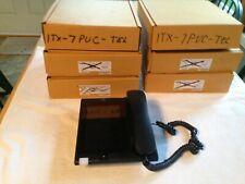 (6) NEC UT880 Series ITX-7PUC-TEL Business Phone, 650012