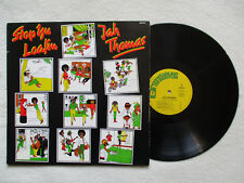 "LP 33T JAH THOMAS ""Stop yu loafin"" GREENSLEEVES 940.815 FRANCE §"