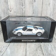 MINICHAMPS 400082320 - 1:43 - Ford GT 2004 white  - OVP - #AO44940