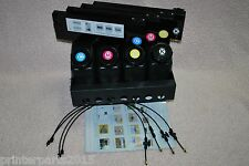 UV Bulk ink System (4x4) for Roland, Mimaki, Mutoh and Epson Printers. US Seller
