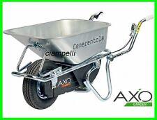 Carriola a motore AXO CENERENTOLA AMC-100A AGRICOLO dumper 100 L motocarriola