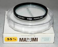 FILTER FOGGI EFFECT FOG 55mm BRAND MARUMI