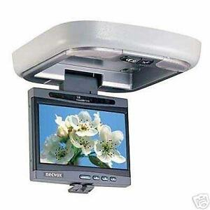 """ViewTeck  VTR7069  7"""" Widescreen TFT LCD Roofmount with Internal Light & Remote"""