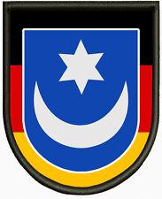 Wappen von Oelde Aufnäher, Pin, Aufbügler