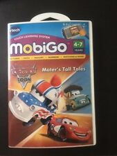 Vtech MobiGo Cartridge Cars Mater's Tall Tales Age 4-7 Touch Learning System