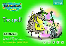 Read Write Inc. Phonics: Green Set 1 Storybooks: The Spell by Ruth Miskin,...
