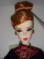 "Mad Men Joan Holloway Silkstone Barbie Fashion Model Gold Label ""NICE"" NRFB"