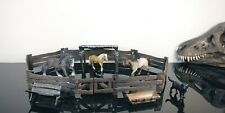 Schleich Western Cowboy, Rodeo, Fence, Horses LOT Rare Great Condition